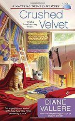 Crushed Velvet (Material Witness Mystery)