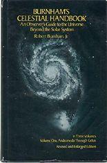 Burnham's Celestial Handbook, Volume 1, Rev. Edition