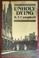 Unholy Dying: Dover Mystery, Detective, and Other Fiction