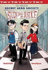 Study Hall of Justice (DC Comics: Secret Hero Society #1) (Scholastic)