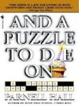[(And a Puzzle to Die on)] [by: Parnell Hall]