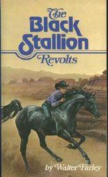 Title: The Black Stallion Revolts