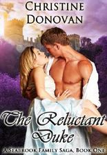 The Reluctant Duke (A Seabrook Family Saga Book 1)