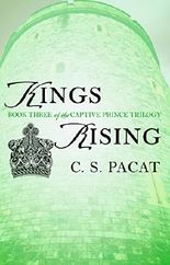 Kings Rising (The Captive Prince Trilogy)