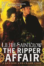 The Ripper Affair: Bannon and Clare: Book Three