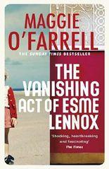 The Vanishing Act of Esme Lennox. Die Frau, die es nicht gab, englische Ausgabe
