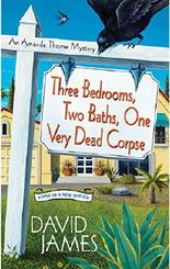 Three Bedrooms, Two Baths, One Very Dead Corpse (An Amanda Thorne Mystery)