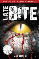 Late Bite: TV Talk Show Star or Killer? (The Toronto Chronicles Book 1)