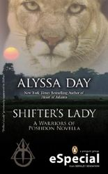 Shifter's Lady: A Warriors of Poseidon Novella