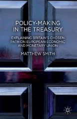 Policy-Making in the Treasury