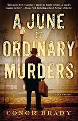 A June of Ordinary Murders: A Mystery