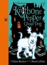 Knitbone Pepper - Ghost Dog