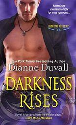Darkness Rises (Immortal Guardians series Book 4)
