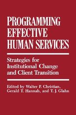 Programming Effective Human Services