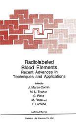 Radiolabeled Blood Elements
