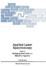 Applied Laser Spectroscopy