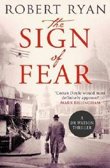 The Sign of Fear: A Doctor Watson Thriller (Doctor Watson Thrillers)