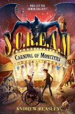 Carnival of Monsters (S.C.R.E.A.M #2)