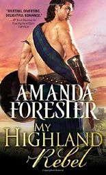My Highland Rebel (Highland Trouble)