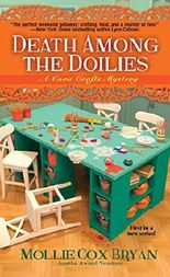 Death Among the Doilies (A Cora Crafts Mystery)