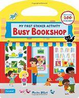 Busy Bookshop: My First Sticker Activity