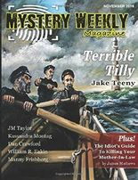 Mystery Weekly Magazine: November 2016 (Mystery Weekly Magazine Issues)
