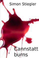 Cannstatt burns: Kriminalroman von Simon Stiegler