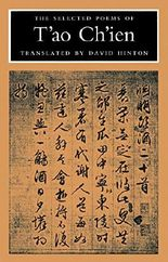 The Selected Poems of T'ao Ch'ien