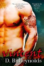 Vincent (Vampires in America Book 8)