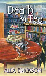 Death by Tea (A Bookstore Café Mystery)