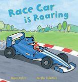 Race Car Is Roaring (Busy Wheels)