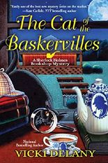 The Cat of the Baskervilles: A Sherlock Holmes Bookshop Mystery