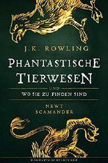 phantastische tierwesen und wo sie zu finden sind hogwarts schulbcher - Joanne K Rowling Lebenslauf