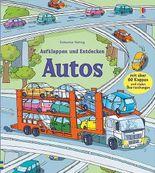 Aufklappen und Entdecken: Autos