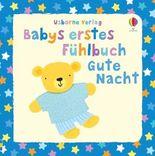 Babys erstes Fühlbuch: Gute Nacht