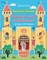 Meine kleine Stickerwelt: Burgen und Schlösser