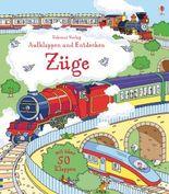 Aufklappen und Entdecken: Züge
