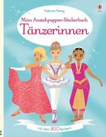 Mein Anziehpuppen-Stickerbuch: Tänzerinnen