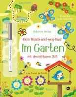 Mein Wisch-und-weg-Buch: Im Garten