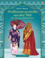 Sticker-Wissen: Traditionelle Gewänder aus aller Welt