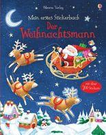 Mein erstes Stickerbuch: Der Weihnachtsmann