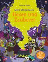 Mein Stickerbuch: Hexen und Zauberer