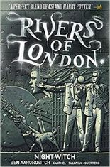 Rivers of London - Night Witch 1