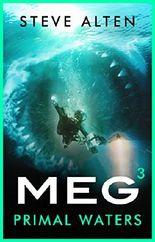 MEG: Primal Waters (Megalodon Book 3)