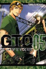 GTO: 14 Days in Shonan, Volume 5 (Great Teacher Onizuka) (GTO: 14 Days in Shonen)
