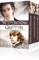 Whyborne and Griffin, Books 1-3: Widdershins, Threshold, and Stormhaven (The Whyborne & Griffin Series Box Sets)