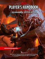 Dungeons & Dragons Player's Handbook - Spielerhandbuch