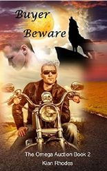 Buyer Beware: The Omega Auction: Book Two (The Omega Auction Chronicles 2)