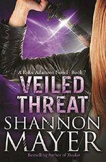 Veiled Threat: A Rylee Adamson Novel, Book 7