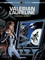 Valérian et Laureline l'Intégrale, volume 3 : L'ambassadeur des ombres; Sur les terres truquées; Les héros de l'équinoxe